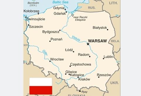 Polen Landkarten Und Reisefuhrer